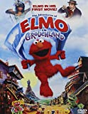 Super-D The Adventures of Elmo in Grouchland DVD
