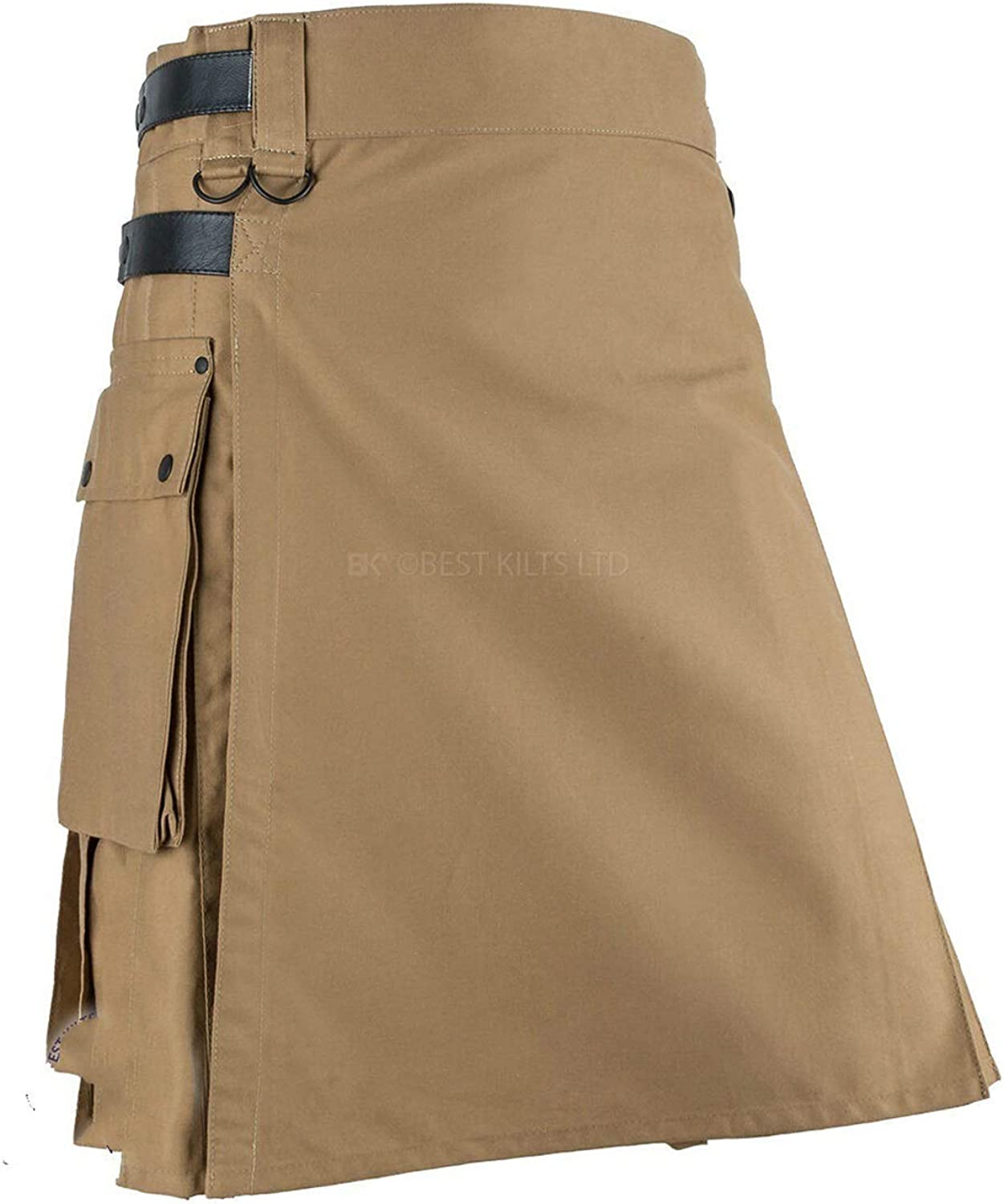 Tartan Utility Kilts for Men Straps Selling and selling lowest price Kilt and with Leather