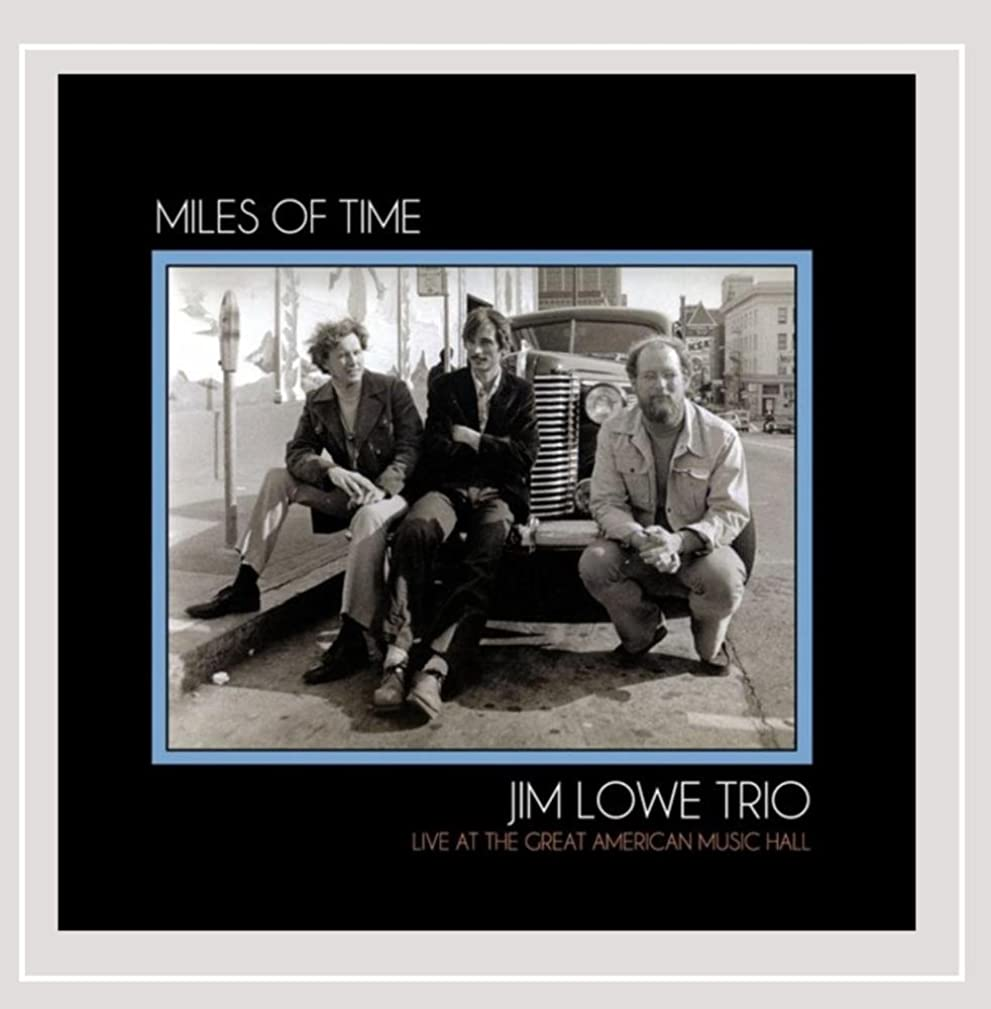Miles of Time: Live At the Great American Music Hall