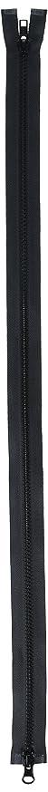 Coats Thread & Zippers F4436-BLK Sport Parka Dual Separating Zipper, 36