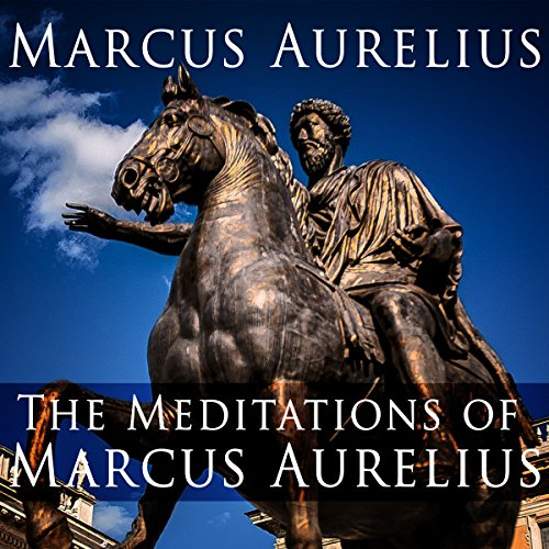 The Meditations of Marcus Aurelius audiobook cover art