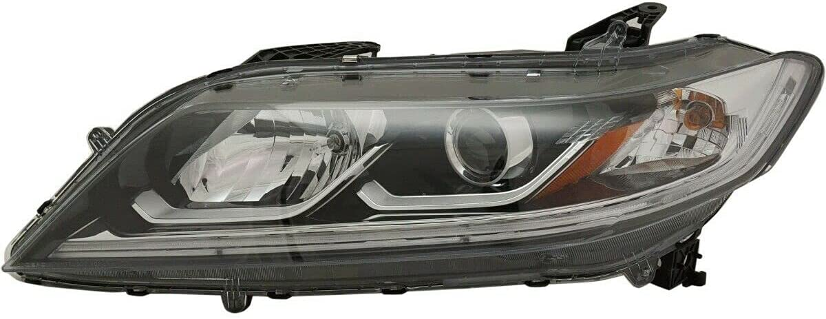 Headlight Lamp Left Hand Side Driver Financial sales sale Honda Compatible Special Campaign with LH Ac