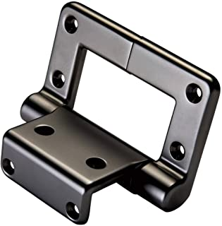 60 inch-pound Lid-Stay Torsion Hinge, Rustic Bronze, 2 per Pack