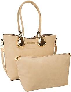 Cream Lope Tote Bag