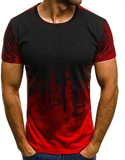 Hokny TD Mens Retro Baggy Cotton Linen Henley Shirt Long Sleeve Button V-Neck T Shirts
