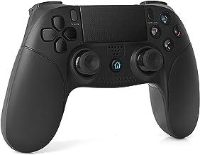 TUTUO Mando Inalámbrico para PS4, Gamepad Wireless
