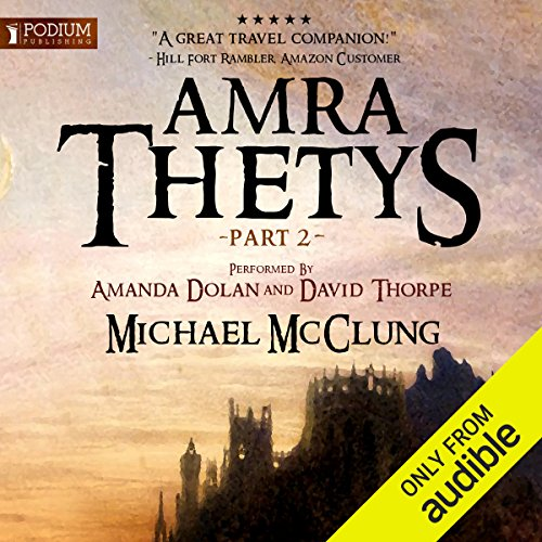 Couverture de Amra Thetys, Part II