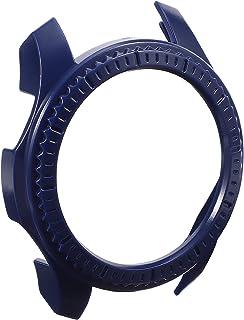 Hemobllo Kompatibel För Samsung Galaxy Watch S4 S3 Fall Skärmskydd Bumper Cover Smartwatch Shell Kompatibel Med Samsung Be...
