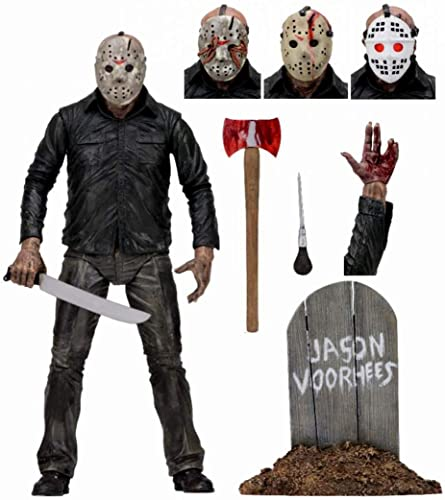 Horror-Shop Freitag der 13. Actionfigur Jason