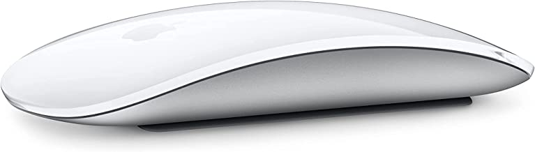 Apple Magic Mouse (Wireless, Rechargable) - Silver (Renewed)