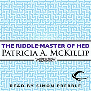 The Riddle-Master of Hed cover art