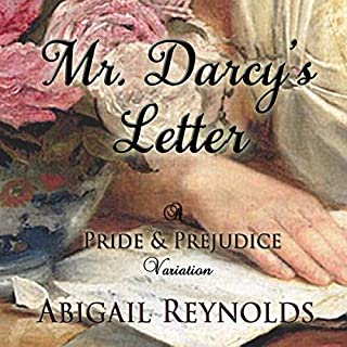 Mr. Darcy's Letter cover art
