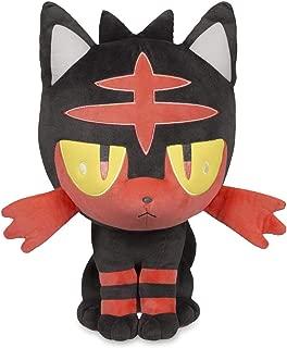 Pokemon Litten Plush (Trainer Size) - 17 in.