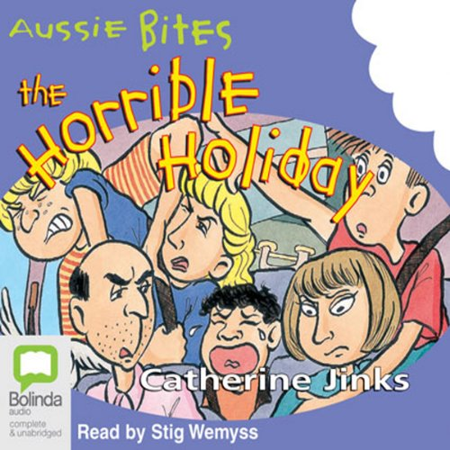The Horrible Holiday cover art