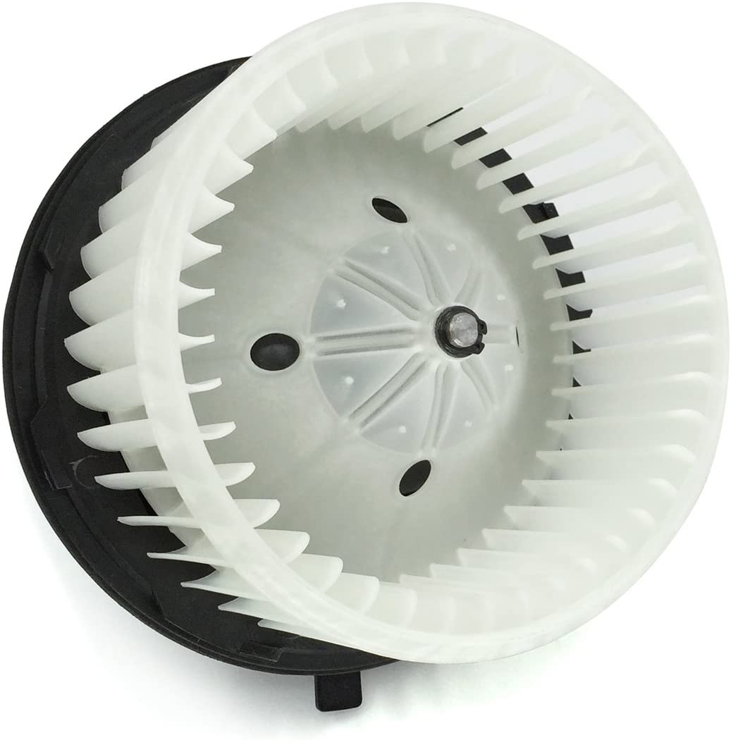 PartsFlow A OFFicial shop c Heater Our shop most popular Blower Motor W Fan For 2007-2014 S Cage GMC