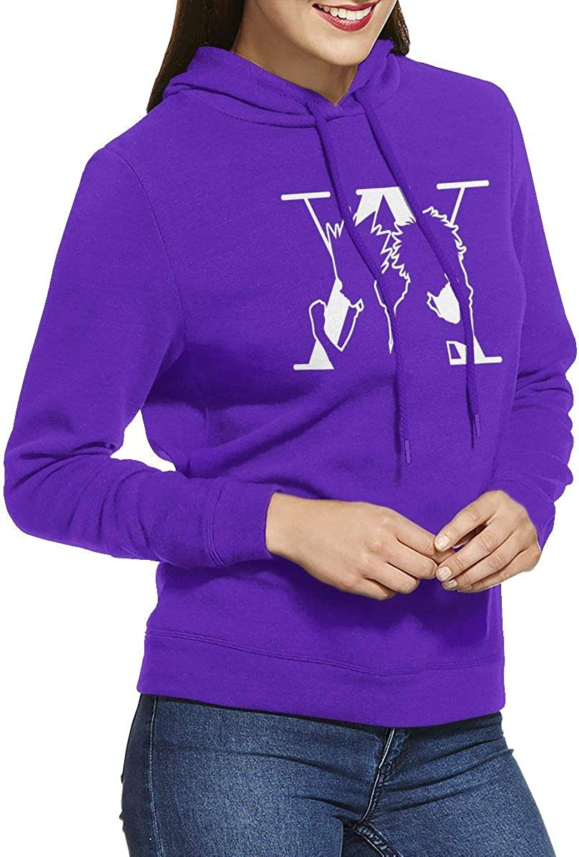 Hunter X Hunter Hoodies Womens Hooded Sweatshirt