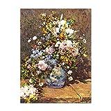 Poster - Pierre-Auguste Renoir Stillleben mit großer