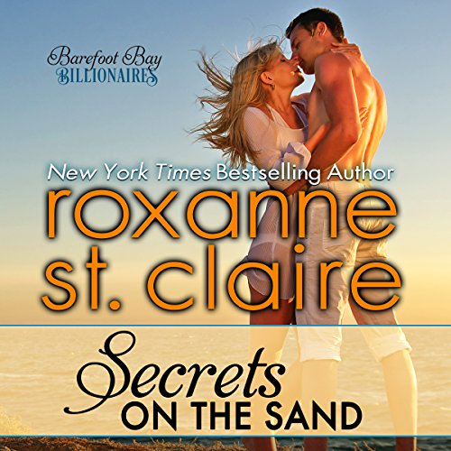 Secrets on the Sand audiobook cover art