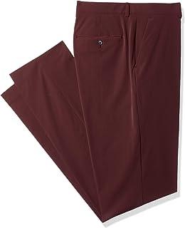 VITryst-Men Striped Wrinkle-Free Stylish Business Suit Separate Pants
