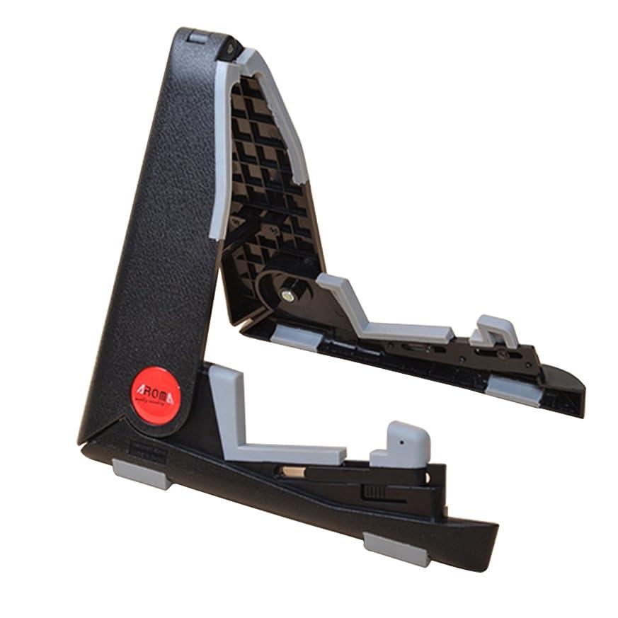 重々しいテーブル必要ないZigwin 小型楽器 ギター スタンド 折りたたみ ウクレレ キッパー ユニバーサル 三味線 バイオリン マンドリン用