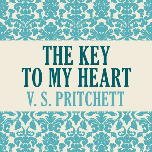 The Key to My Heart audiobook cover art