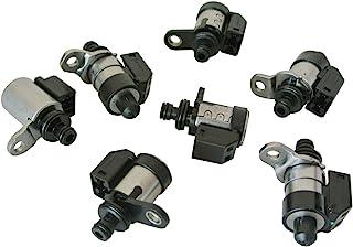 JRL 7PC Shift Solenoids Kit For Nissan/Datsun Hyundai Infiniti RE5R05A A5SR