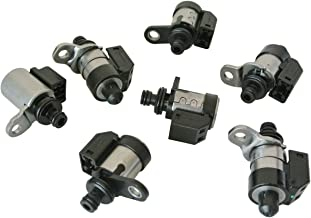 JRL 7PC Shift Solenoids Kit For Nissan/Datsun Hyundai Infiniti RE5R05A A5SR