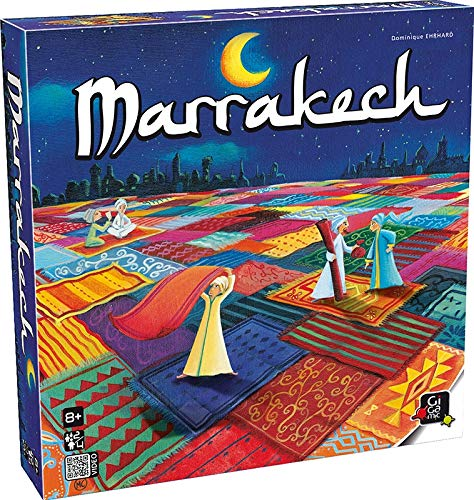 Gigamic Marrakech Game
