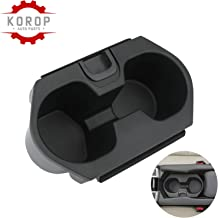 KOROP AUTO PARTS Cup Holder Compatible with Honda 2016-2018 Civic, 2019-2021 Insight Replace# 83446-TBA-A01ZA Center Conso...