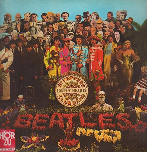 Sgt. Pepper's lonely hearts club band (SHZE 401) / SHZE 401