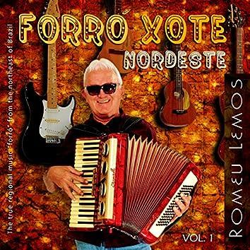 Forró, Xote, Nordeste, Vol. 1