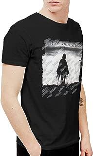 Men's Neil Young Harvest Moon Tshirt Black