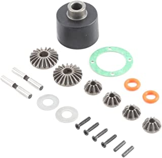 Losi HD Diff Housing & Internals: Baja Rey, LOS232004