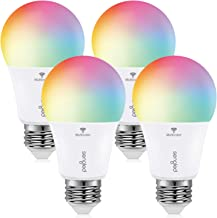 Sengled Smart Bulb, Color Changing Smart Bulbs Work with Alexa & Google Home, Alexa Light Bulb No Hub Required, A19 Multic...