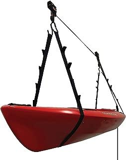 Extreme Max 3004.0204 Kayak/Canoe/Bike/Ladder Hoist & Lift for Storage in Shop or Garage - 120 lb. Capacity (Renewed)