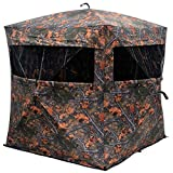 Copper Ridge Deluxe Hub Blind Camouflage