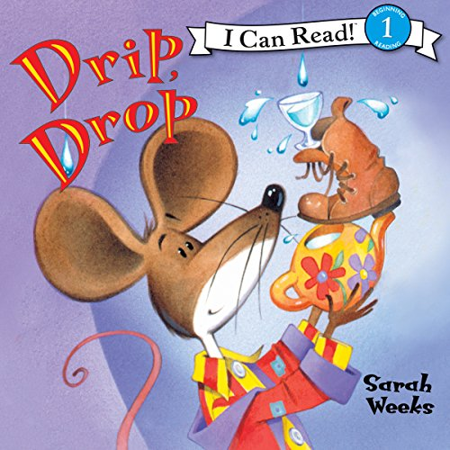 Drip, Drop audiobook cover art