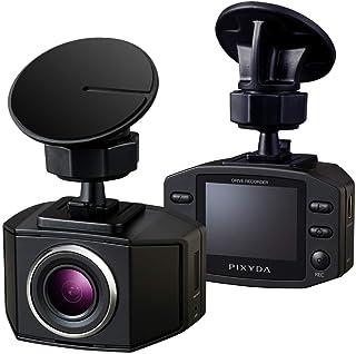セイワ(SEIWA) リア用ドライブレコーダー PIXYDA RAY16 Full HD 207万画素 SONY製イメージセンサー搭載 HDR/WDR搭載 GPS搭載 専用microSDカード(16GB)付 【Amazon.co.jp 限定】