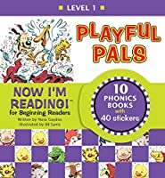 Now I'm Reading!: Playful Pals - Level 1 (NIR! Leveled Readers)