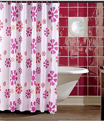180 x 180 cm polyester doek douchegordijn waterdicht thuis badkamer gordijnen bad Crutain
