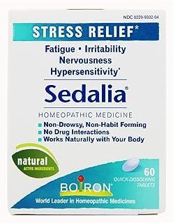 Boiron Sedalia, 60 Tabs (Pack of 1)