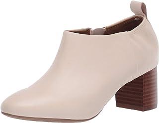 Aerosoles Women's CAYUTA Ankle Boot, Bone Leather, 5.5 M US