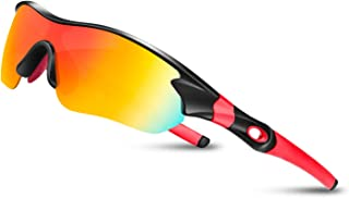 Cycling Glasses Polarized Sports Sunglasses for Men Women