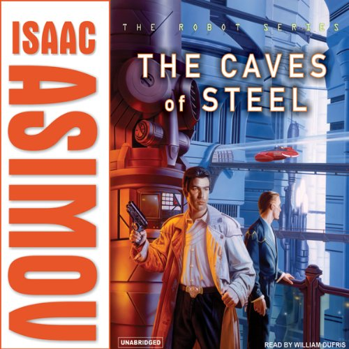 The Caves of Steel Titelbild
