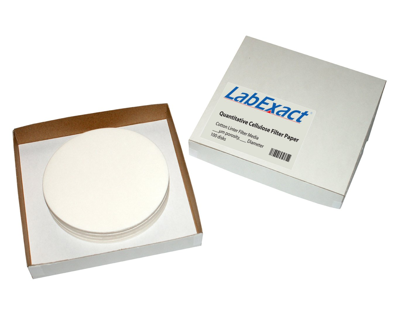 Challenge the lowest price of Japan ☆ Challenge the lowest price LabExact 1200087 Grade CFP44 Paper Quantitative Filter Cellulose