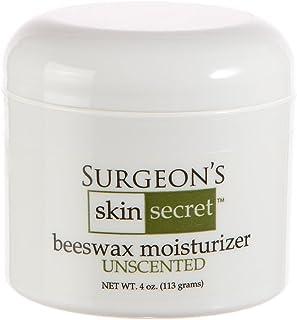 Surgeon's Skin Secret Beeswax Moisturizer 4 oz Jar - Unscented
