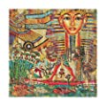 COOSUN Vintage Egyptian Style Placemats Set of 4,…