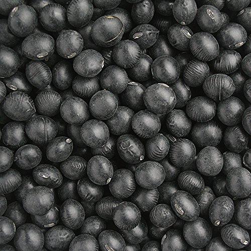 3.0上玉 函館黒豆 - 北海道産 国産 3.0上玉!函館の大粒黒豆! (300g)