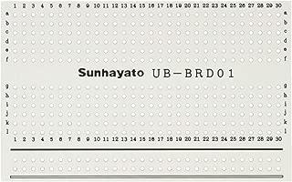 サンハヤト ブレッドボード互換ユニバーサル基板 UB-BRD01