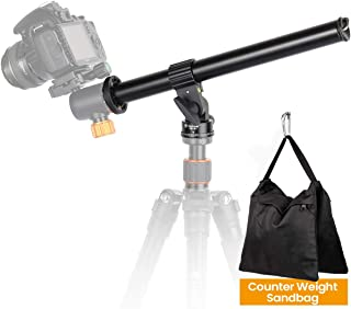 shooting tripod with clamp